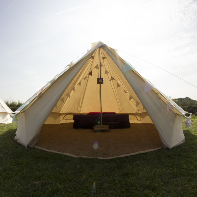 blue bell tents isle of man