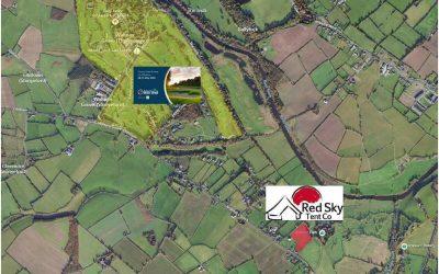 Irish Open Site Location